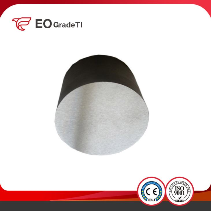 ASTM B348 Standard Gr5 (6Al-4V) Titanium Alloy Ingot for Sale