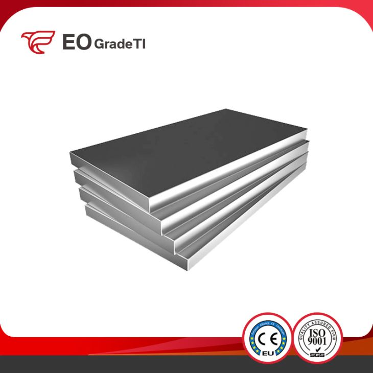 Gr1 Grade1 CP Pure Titanium Sheet Plate Manufacturers and