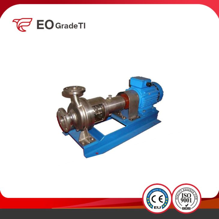 IH Chemical Centrifugal Titanium Pump