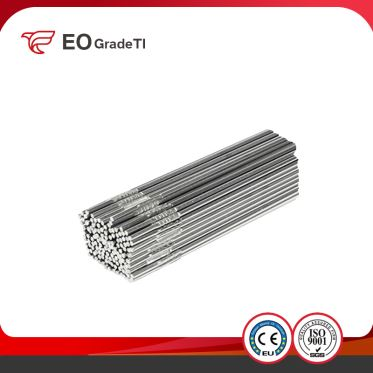 Gr2 Titanium Filler Wire Ti Straight Wire Coiled Wire