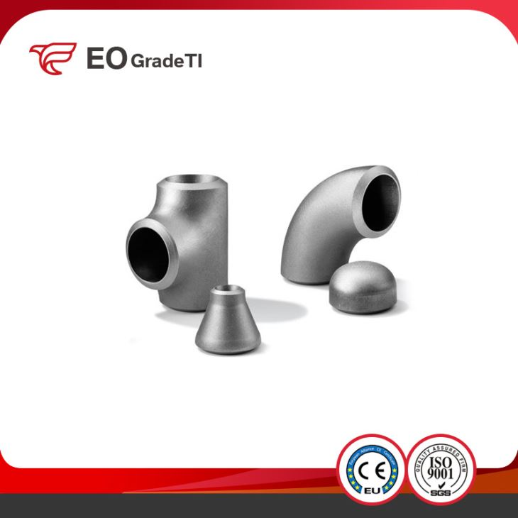 Zirconium Pipe Fittings Zr Elbow Zr Reducer Zr Tee Zr Stub End Zr Caps Flange